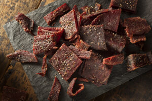 Carnivorous Snackability:  The ongoing appeal of meat snacks