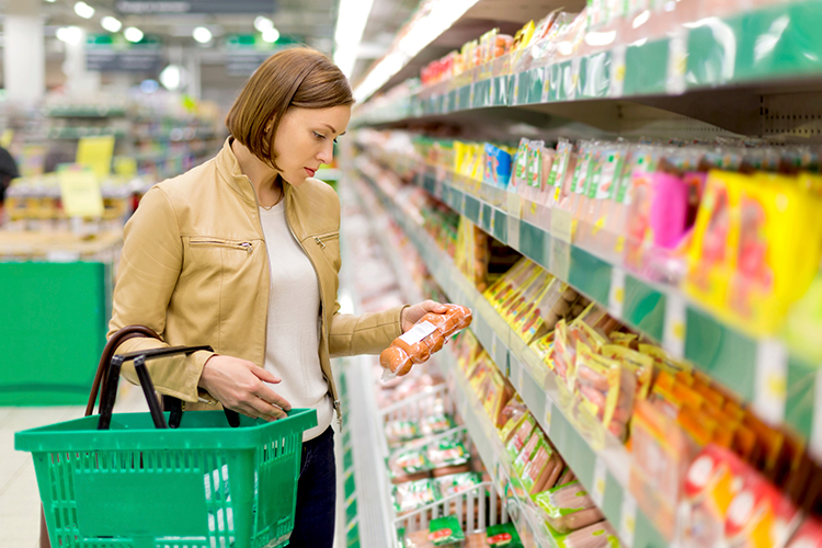 Sustainability includes taking steps to prevent unnecessary food waste